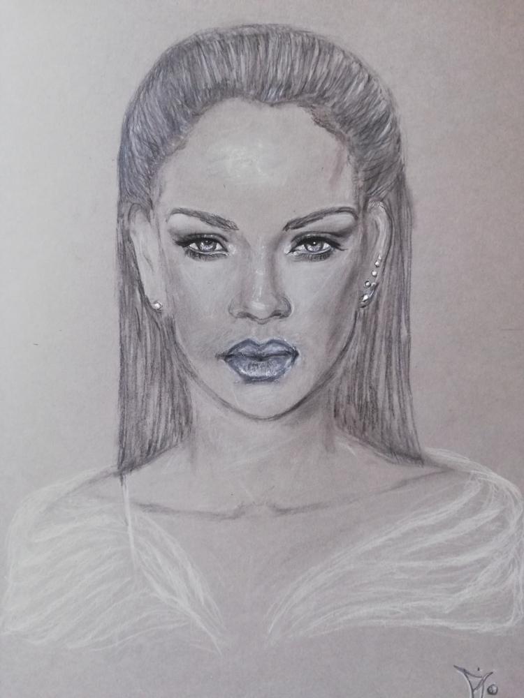 Rihanna par Ma-Jo58